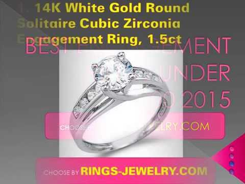 Best engagement rings under $1000 2015