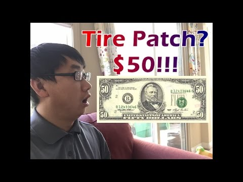 #49 Tesla Tire Patch Costs $50 (and why you should feel lucky!)