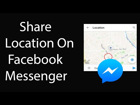 How To Share Your Physical Location On Facebook Messenger ?