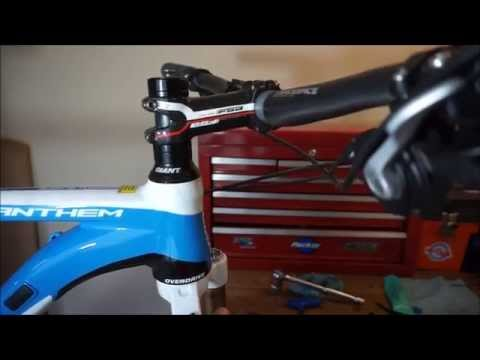 How to Remove and Install Headset Bearings