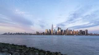 8k New York City Time Lapse