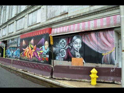 Downtown - Bridgeport - (Part 2) - (7-14-14)