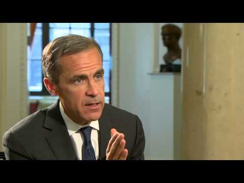 Bank of England boss tells 5 News: Interest rates will rise in a 'limited and gradual' way