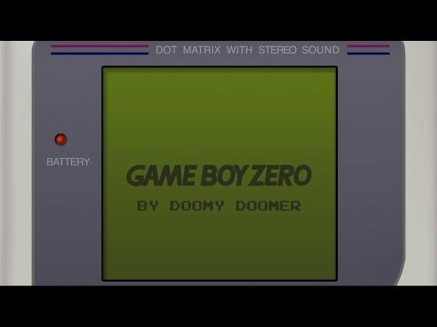 Doomy's Game Boy Zero Overview