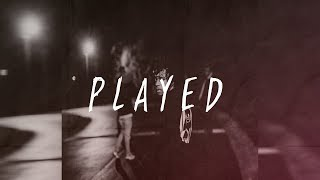 "[SOLD] 6LACK Type Beat - ""PLAYED"" (Prod. D E N A T O)"
