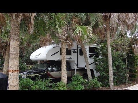 Turtle Beach Campground - Siesta Key, Florida