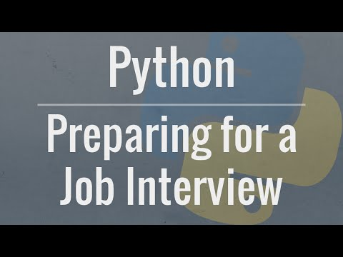 Preparing for a Python Interview: 10 Things You Should Know