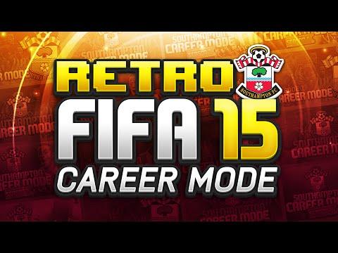 RETRO FIFA 15 CAREER MODE!