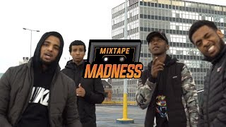 R.A Writz - Not Friendly (Music Video) | @MixtapeMadness