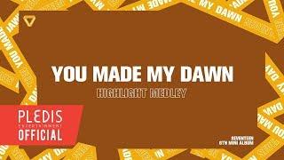 Download SEVENTEEN 6TH MINI ALBUM 'YOU MADE MY DAWN' HIGHLIGHT MEDLEY Video
