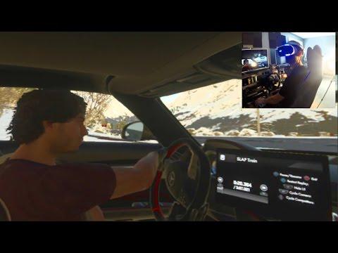 Playstation VR Driveclub Online! - VR Drifting / Riding Shotgun!
