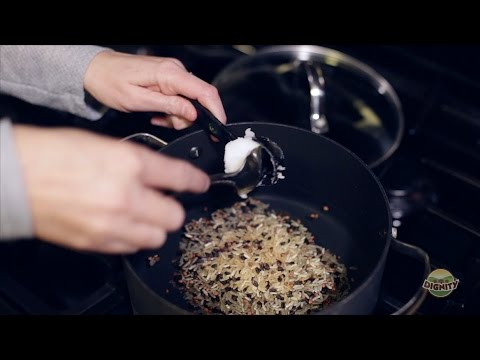 I Use Coconut Oil For Cooking Rice