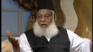 Islamic System - Dr israr Vs Javed Ahmed Ghamidi Part 4/8