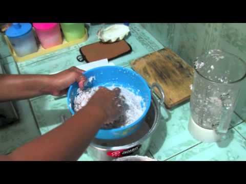Make Coconut Oil At Your Home