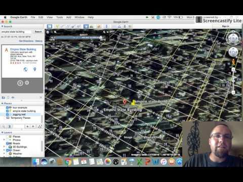 Google Earth Toolbar Tutorial