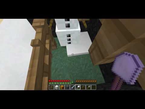 Minecraft Tips & Tricks- MAKE INFINITE SNOW