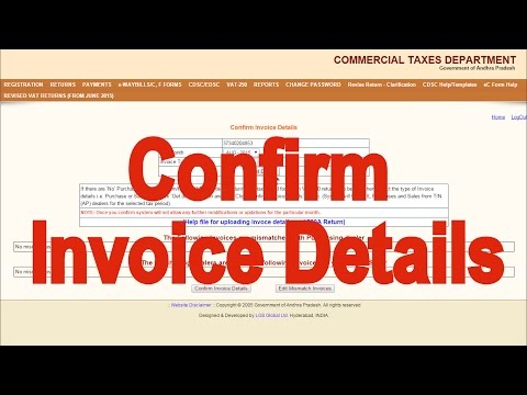 How to Confirm Invoices and Submit VAT 200A Form in AP Dealer Portal?