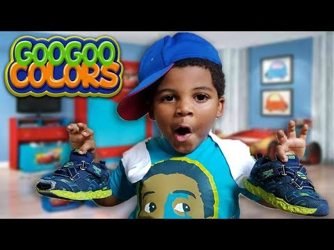 PUT ON YOUR SOCKS! GOO GOO GAGA CLOTHING SKIT FOR KIDS!
