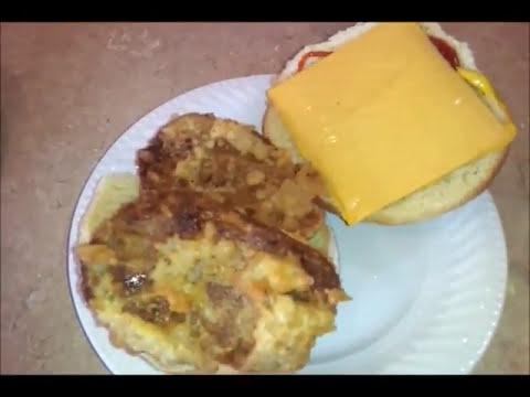 Replay HOW TO MAKE VEGAN CRISPY SPICY CHICKEN SANDWICH Big Mac Style