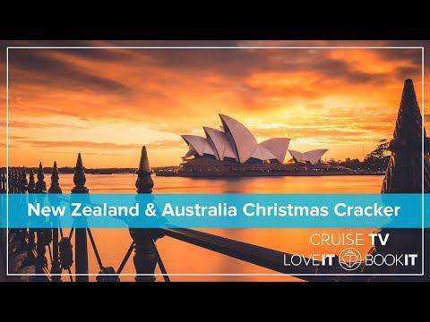 Cruise TV - New Zealand & Australia Christmas Cracker