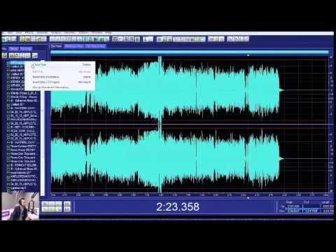 Adobe Audition 1.5 Basic Voice Over Processing and Beyond