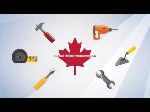 Federal Skilled Trades Program in Canada