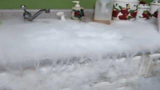 CRAZY DRY ICE EXPERIMENT