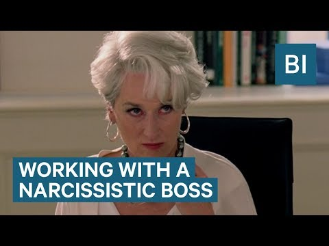 How To Work With A Narcissistic Boss