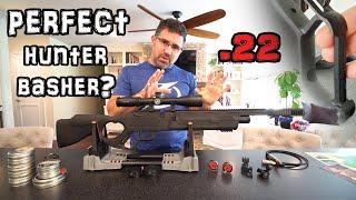 Hatsan Flash Pup  22 & Spark Compressor - vlog10 - Vidly xyz