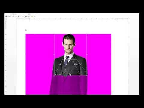 Tutorial - Cara singkat mengubah background foto di Ms Word