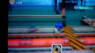 Sonic Adevntures 2 Hard Mode: Metal Harbor