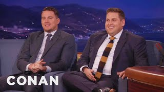 Download Channing Tatum's X-Rated Bet With Jonah Hill Video