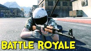 BATTLE ROYALE! - H1Z1 Adventures