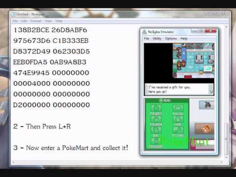 Pokemon HGSS - How to get Arceus