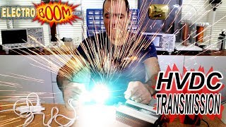Why HIGH VOLTAGE DC power Transmission