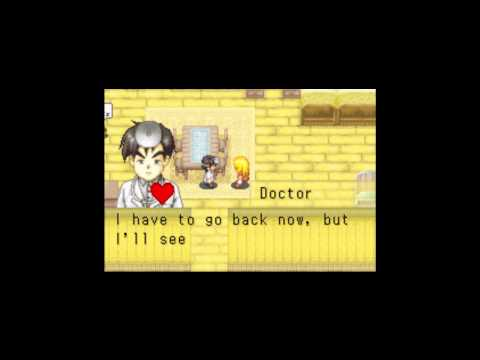 Harvest Moon MFoMT Doctor Marriage
