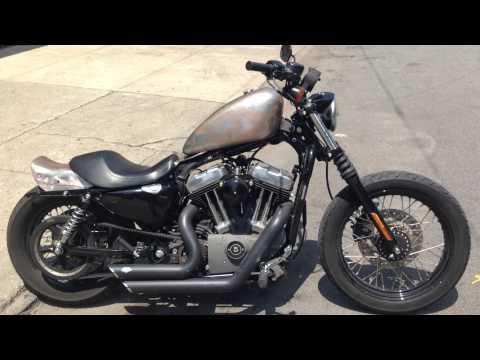 Harley Davidson - Sportster - Rusty Look - Impressive Job!