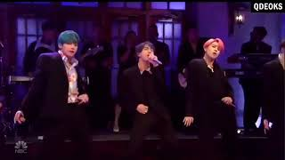 Download BTS (방탄소년단) 'BOY WITH LUV' SNL LIVE PERFOMANCE Video