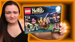 Download LEGO Monster Fighters 9462 The Mummy Review - BrickQueen Video
