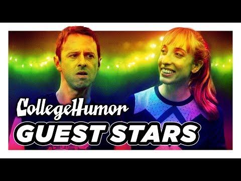 CollegeHumor's Favorite Guest Stars