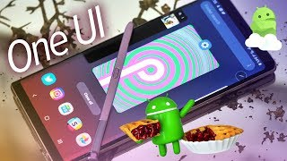 Samsung Galaxy Note 9 Android 9 Pie + One UI Update!