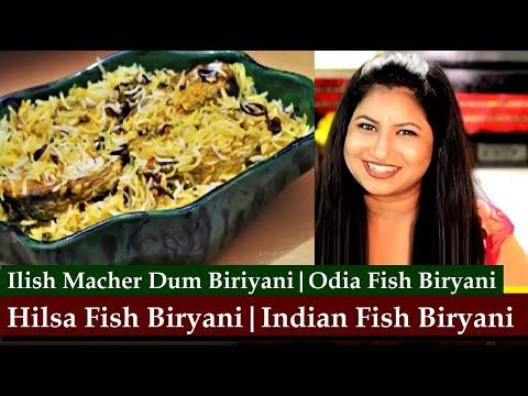 ILISH BIRYANI | HILSA BIRYANI Recipe | Ilish Macher Biryani | Fish Biryani