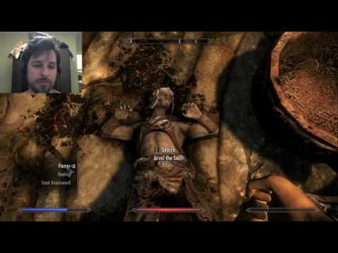 Skyrim Special Edition PC Funny, The Golden Claw