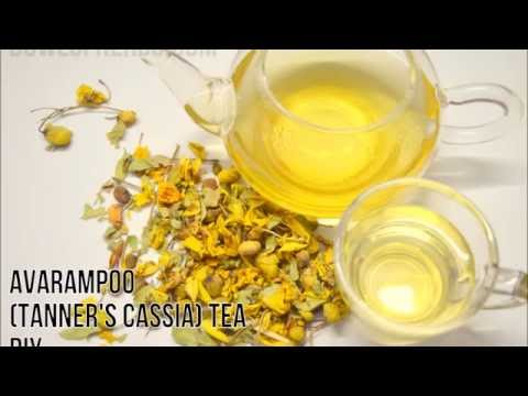 How To Make Avarampoo (Tanner's Cassia) Tea – DIY | Bowl Of Herbs