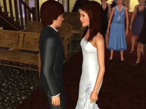 Sims 3 Church Wedding