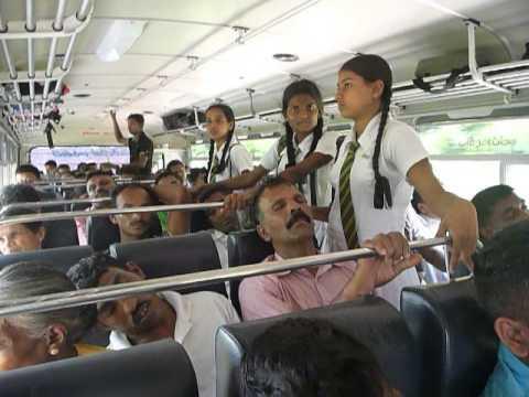 Xxx Mp4 Sri Lanka ශ්රී ලංකා Ceylon Bus Ride To Kandy 3gp Sex