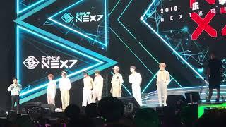 180811 Nex7深圳見面會 夢想talk (5)