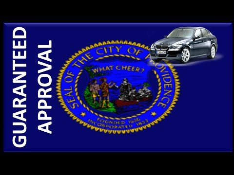 Providence, RI Automobile Financing : Bad Credit No Down Payment Car Loans with Guaranteed Approval!