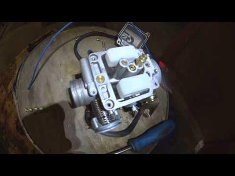 150cc GY6 Go Kart Engine Carburetor Jet upgrade