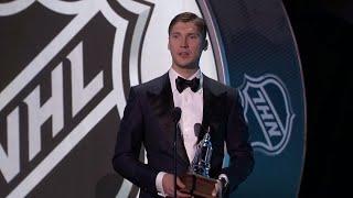 Blue Jackets' Bobrovsky wins the Vezina Trophy